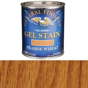 Prairie Wheat Gel Stain Solvent Based Quart