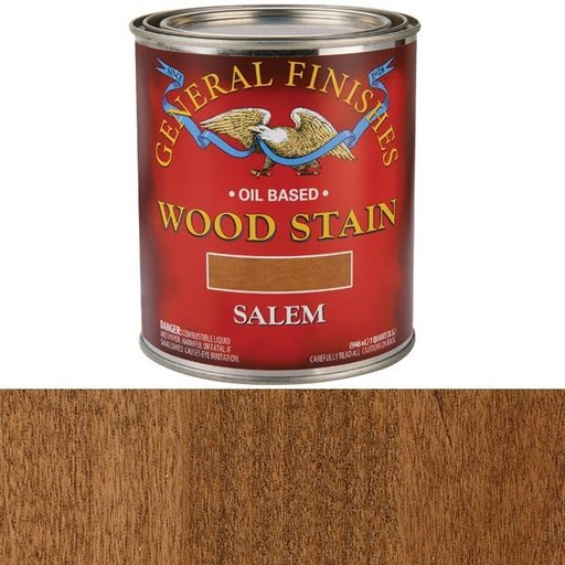 View a Larger Image of Salem Stain Solvent Based Quart