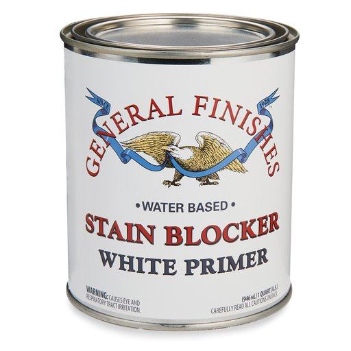 View a Larger Image of General Finishes Stain Blocker Quart