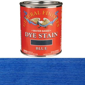 Water Based Dye Blue Pint