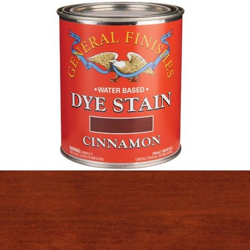 View a Larger Image of Cinnamon Dye Water Based Quart