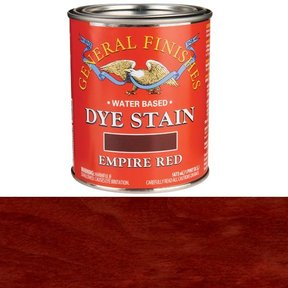 Water Based Dye Empire Red Pint