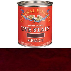 Water Based Dye Merlot Quart