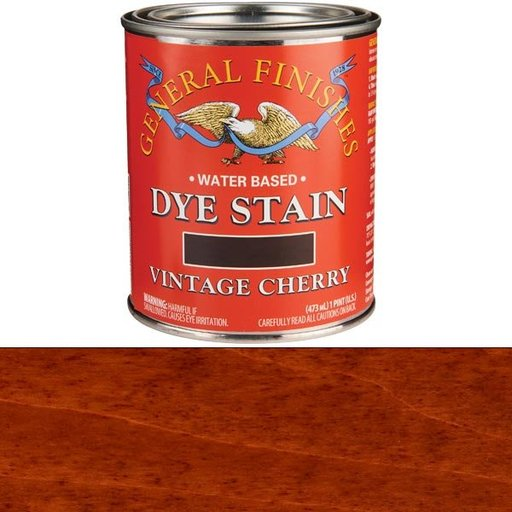 View a Larger Image of Water Based Dye Vintage Cherry Pint