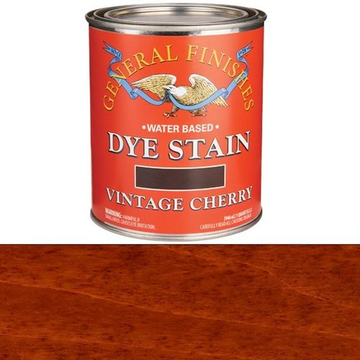 View a Larger Image of Water Based Dye Vintage Cherry Quart