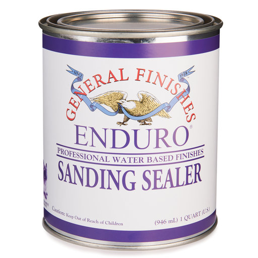 View a Larger Image of Water Based Sanding Sealer