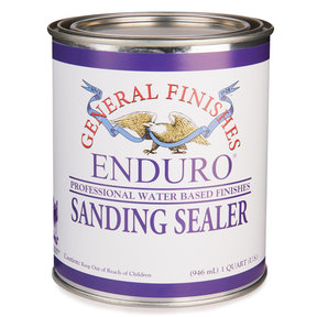 Water Based Sanding Sealer