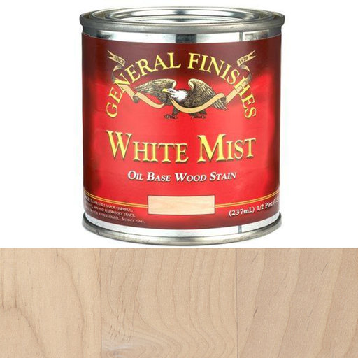 View a Larger Image of White Mist Oil Stain 1/2 Pint