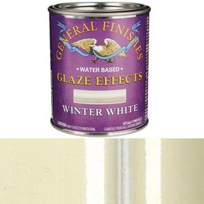 Winter White Glaze Pint