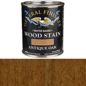 Wood Stain, Water Based, Antique Oak Stain, Pint