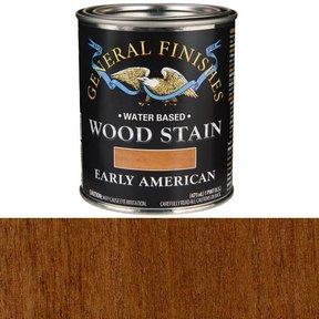 Wood Stain, Water Based, Early American Stain, Pint