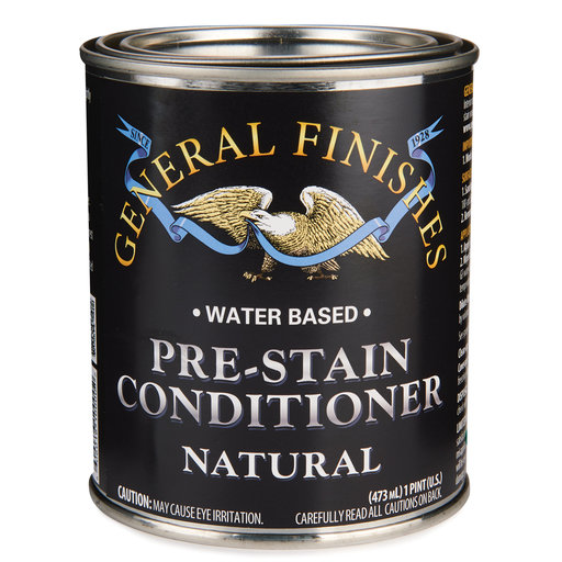 View a Larger Image of Natural Stain Water Based Pint