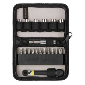 18 Piece Ratchet Offset Screwdriver Set, Model 80078