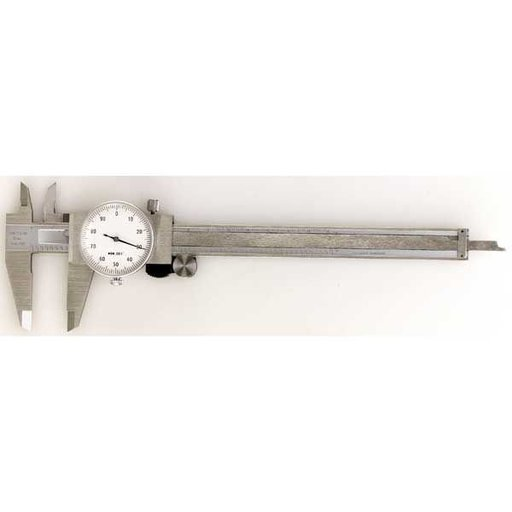 "View a Larger Image of 6"" Dial Caliper, Model 107"