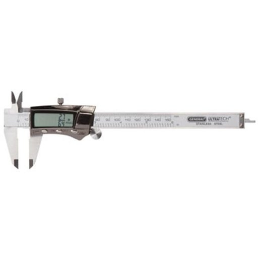 "View a Larger Image of 6"" Digital Fractional Caliper, Model 147"