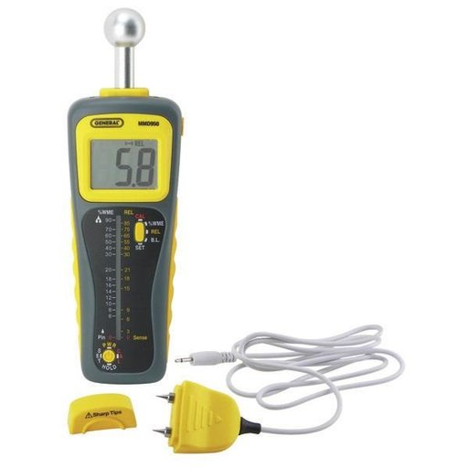 View a Larger Image of Deep Sensing Moisture Meter, Model MMD950