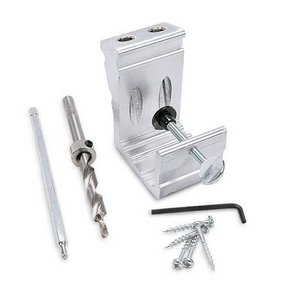 E-Z Pocket Hole Jig Kit, Model 849