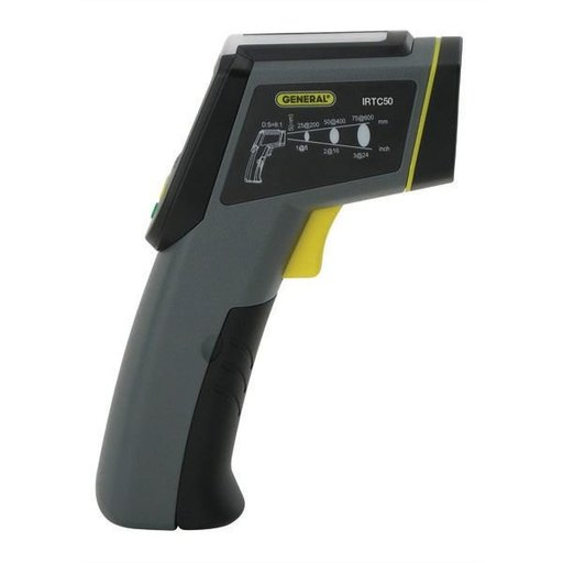 View a Larger Image of Energy Audit Infrared Thermometer, Model IRTC50