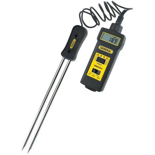 View a Larger Image of Grain Moisture Meter, Model MMG608