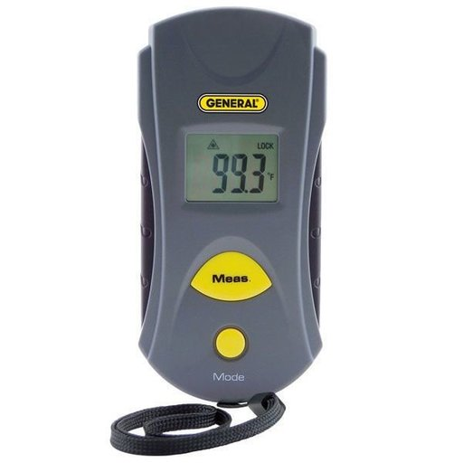 View a Larger Image of Pocket Infrared Thermometer, Model IRT105