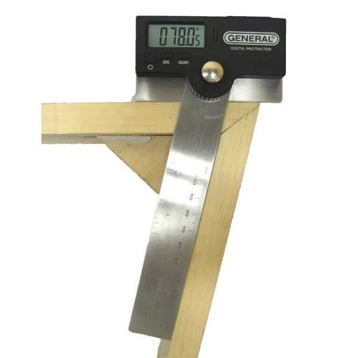 View a Larger Image of Pro-Angle Digital Protractor, Model 1702