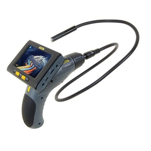 "View a Larger Image of ""The Seeker 400-09"" Wireless Recording Video Inspection System, Model DCS400-09"