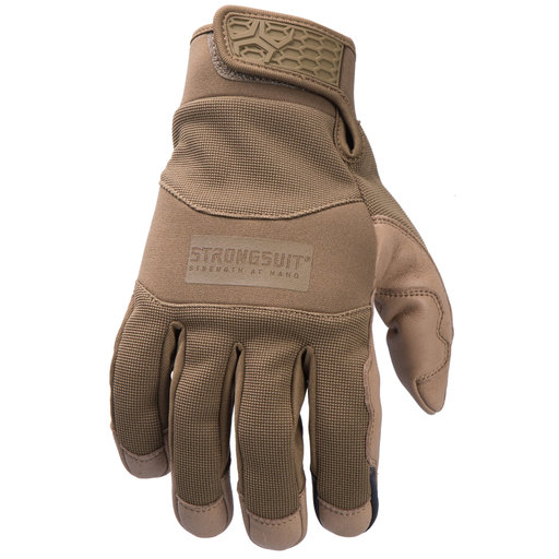 View a Larger Image of General Utility Mens Gloves, Coyote, XL