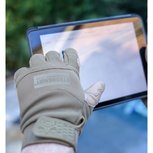 View a Larger Image of General Utility Mens Gloves, Coyote, XXL