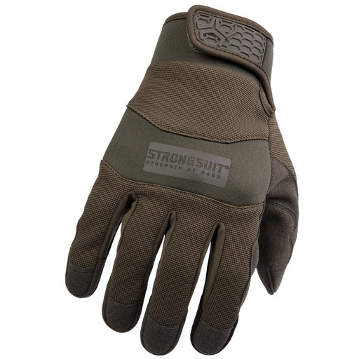 View a Larger Image of General Utility Mens Gloves, Sage, Medium