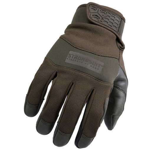 View a Larger Image of General Utility Plus Mens Gloves, Sage, Small