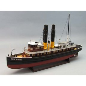George W. Washburn Tug Boat Kit