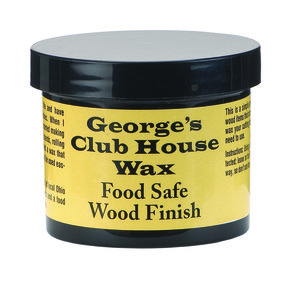George's Club House Wax 4 -oz