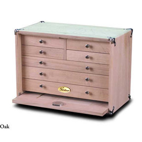 1607-KIT 7 Drawer Oak DIY Chest Kit