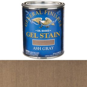 Gel Stain Ash Gray Pt