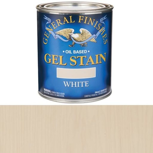 View a Larger Image of Gel Stain White Qt