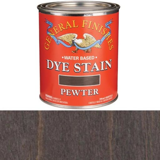 View a Larger Image of GF WB Dye Pewter Qt