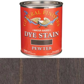 Pewter Dye Water Based Quart