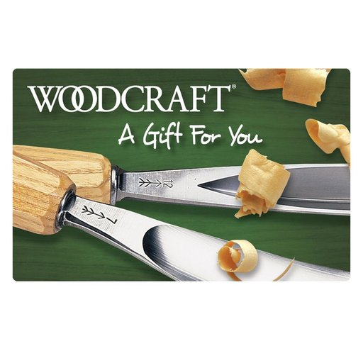 View a Larger Image of Woodcraft $200 Gift Card