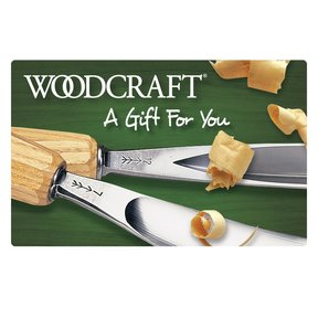 Woodcraft $200 Gift Card