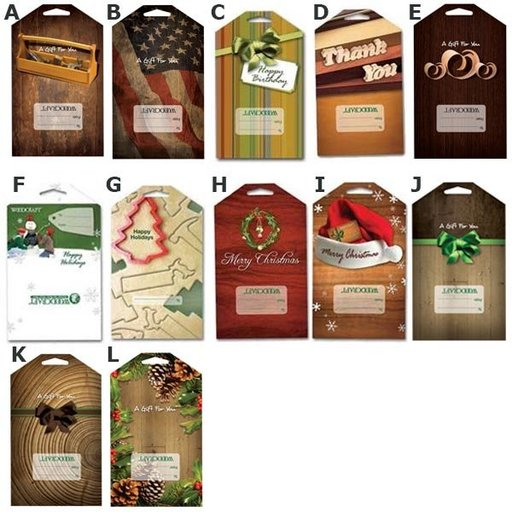 View a Larger Image of Gift Card