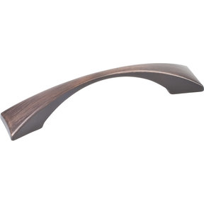 Glendale Pull, 96 mm C/C, Brushed Oil Rubbed Bronze
