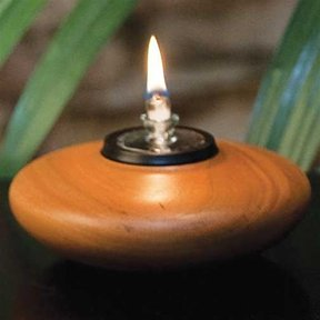 Golden Glow Oil Lamps - Downloadable Plan