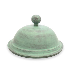 Hose Pot Lid, Blue Verde
