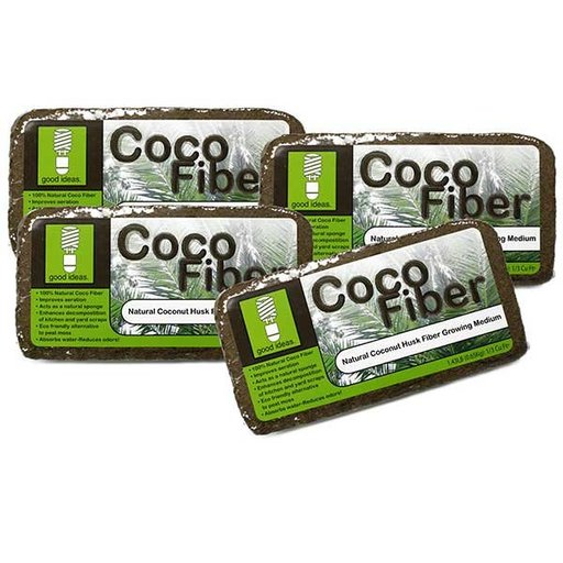 View a Larger Image of Good Ideas Coco Fiber, 4 pack