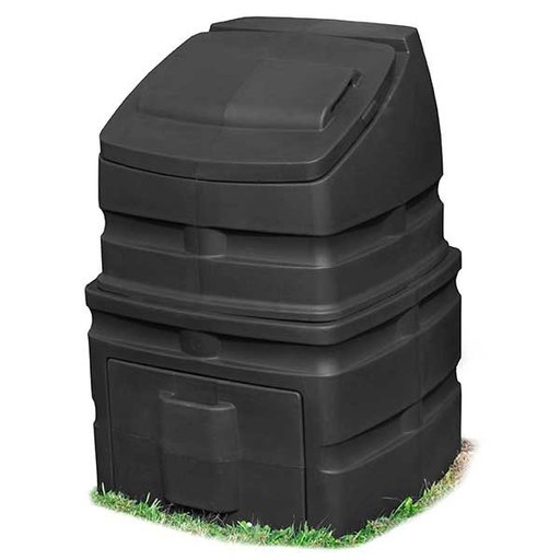 View a Larger Image of Good Ideas Compost Wizard Standing Bin