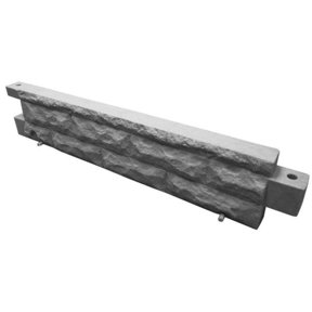 Good Ideas Garden Wizard Stone Border, Light Granite