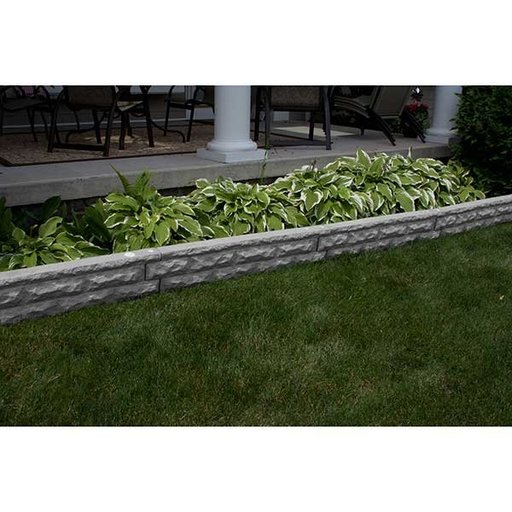 View a Larger Image of Good Ideas Garden Wizard Stone Border, Light Granite