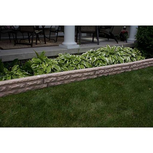View a Larger Image of Good Ideas Garden Wizard Stone Border, Sandstone