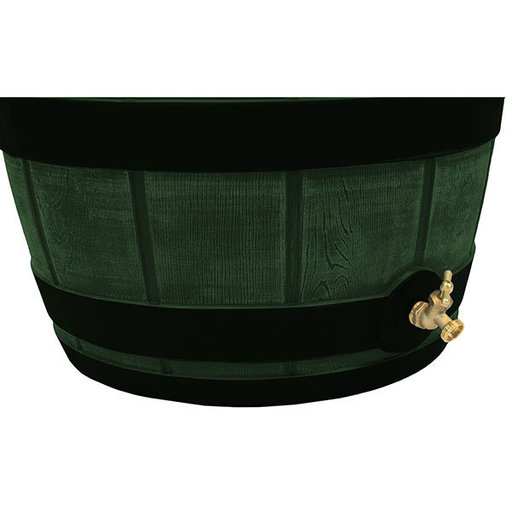 View a Larger Image of Good Ideas Rain Vault with Darkened Ribs, Green