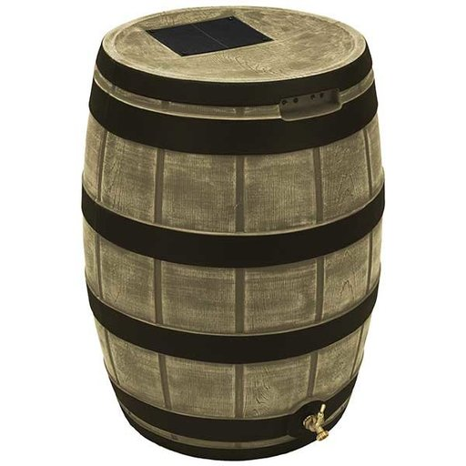 View a Larger Image of Good Ideas Rain Vault with Darkened Ribs, Khaki